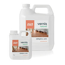 Vernissen - Naturel (1L - 5L)